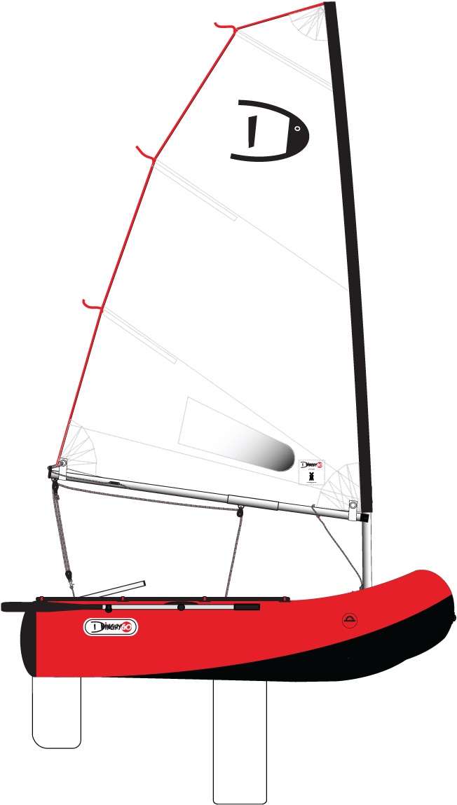 DinghyGo Nomad S (delivery April)
