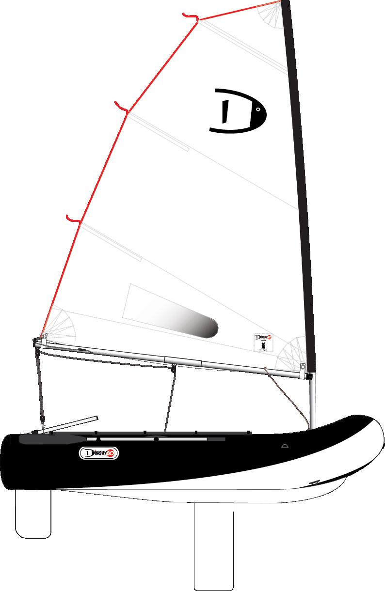 DinghyGo Orca 280 (delivery April 2021)